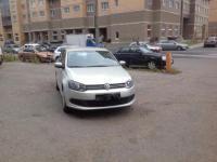 Volkswagen Polo Седан 1.6 2012 с пробегом