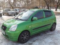 Kia Picanto Хетчбэк 1.0 2007 с пробегом