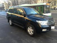 Toyota Land Cruiser Джип 4.7 2010 с пробегом