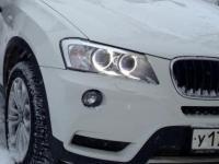 BMW X3 Кроссовер 2.0 2014 с пробегом