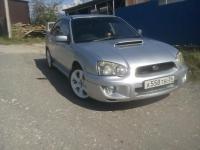 Subaru Impreza 2005 БЕЖЕВЫЙ