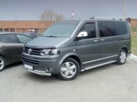 Volkswagen Multivan 2010 СЕРЫЙ