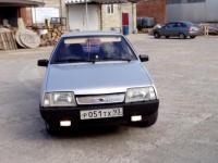 ВАЗ 2109 2001 СЕРЕБРО