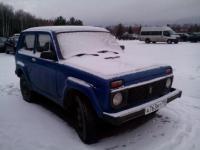 ВАЗ Нива 4x4 1998 СИНИЙ