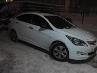 Hyundai Solaris Седан 1.4 2014 с пробегом