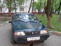 ВАЗ 2109 1999 СИНИЙ
