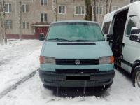 Volkswagen Прочие Минивэн 2.4 2003 с пробегом