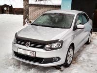 Volkswagen Polo Седан 1.6 2013 с пробегом