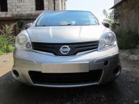 Nissan Note 2013 СЕРЫЙ