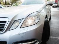 Mercedes-Benz E 2010 СЕРЫЙ