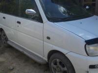 Subaru Pleo 2002 БЕЛЫЙ
