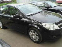 Opel Astra 2009 ЧЕРНЫЙ