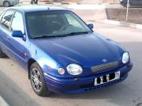 Toyota Corolla 2001 СИНИЙ