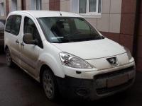 Peugeot Partner 2010 БЕЛЫЙ