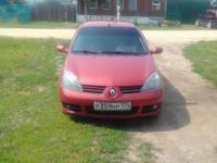 Renault 11 2006 КРАСНЫЙ