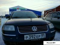 Volkswagen Passat 2003 СИНИЙ