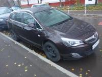Opel Astra 2011 ХАМЕЛЕОН