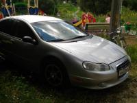 Chrysler Прочие 2002 СЕРЕБРО