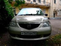 Mazda MPV 2003 ЗОЛОТО