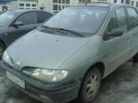 Renault Scenic 1998 СЕРЫЙ