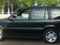 Land Rover Range Rover Джип 4.6 1997 с пробегом