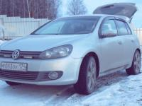 Volkswagen Golf 2008 СЕРЫЙ