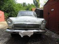 ГАЗ 21 Седан 2.4 1960 с пробегом