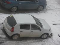Renault Прочие Хетчбэк 1.4 2013 с пробегом