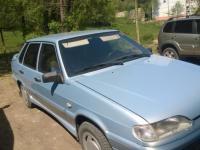 ВАЗ 2115 2004 ГОЛУБОЙ