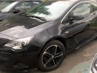 Opel Astra 2012 ЧЕРНЫЙ