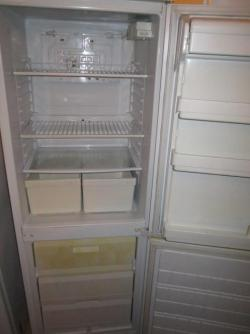 Холодильник Минск-117М, двухкамерный, рабочий.