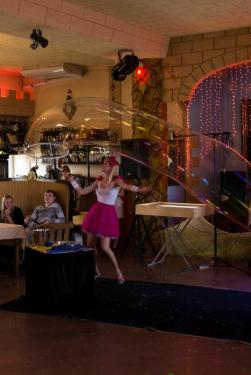 Пузыри-шоу  бизнес по франшизе в Смоленске