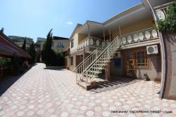 Шахты Крым отдых в пансионате Ласточкино Гнездо