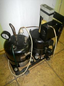 компрессор маслянный