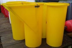 Приемная Секция строительного мусоросброса