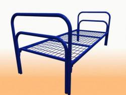 Металлические кровати для общежитий, кровати металлические для интернатов, кровати для школ, металлические кровати для времянок, кровати оптом