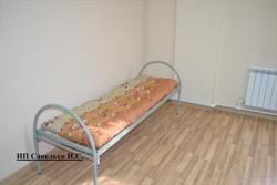 Кровати для рабочих  с доставкой