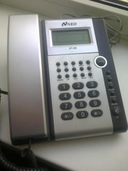 Стационарные телефоны Б/у