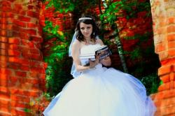 Фото и видео съемка свадьбы под ключ! 1200 руб.