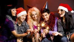 Новогодние корпоративы - ведущий (тамада), диджей, дед мороз - Шадринск