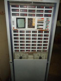 Обрабатывающий центр 2202 ВМФ4