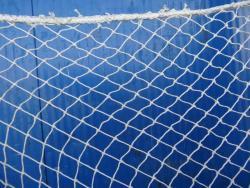 Защитно-улавливающая сетка (ловушка), заградительная сетка