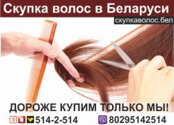 Продать волосы в Гродно. .