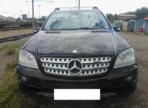 Mercedes-Benz ML 2006