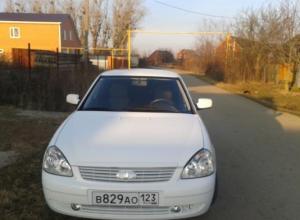 ВАЗ Priora 2009