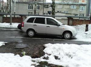 ВАЗ Kalina 2010
