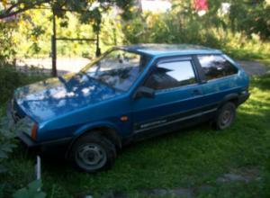 ВАЗ 2108 1999