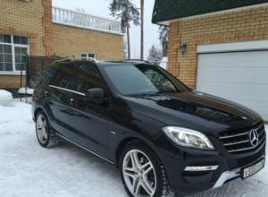 Mercedes-Benz ML 2012