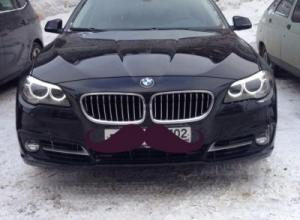 BMW 5er 2014