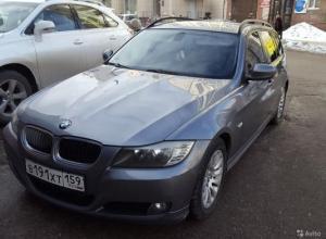 BMW 3er 2008
